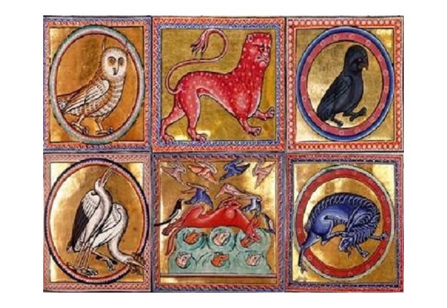 Los bestiarios medievales